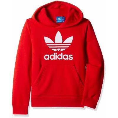 sweat adidas rouge et bleu
